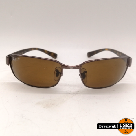Rayban 3364 POLARIZED Heren Zonnebril - In Goede Staat