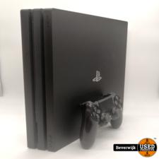 Sony Sony Playstation 4 Pro 1TB + Controller - Zo Goed Als Nieuw!