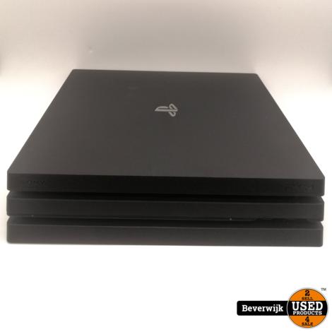 Sony Playstation 4 Pro 1TB + Controller - Zo Goed Als Nieuw!