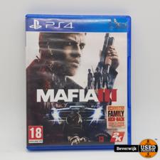 Playstation 4 Mafia 3 - PS4 Game