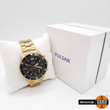 Pulsar VD53-X202 Heren Horloge - In Nieuw Staat