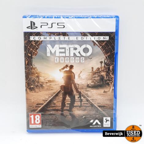 Metro Exodus - PS5 Game - Nieuw!