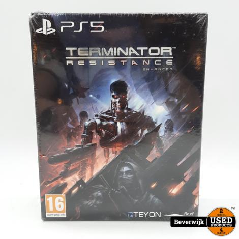 Terminator Resistance - PS5 Game - Nieuw!