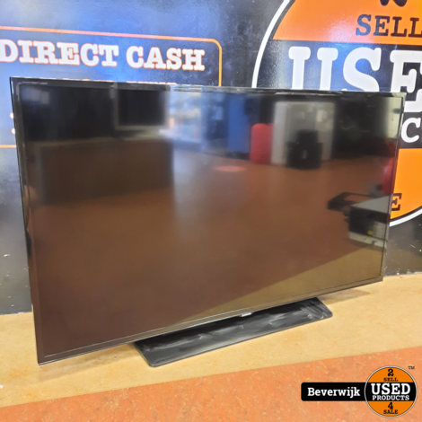 Samsung HG40ED590BB 40 Inch Televisie - In Goede Staat