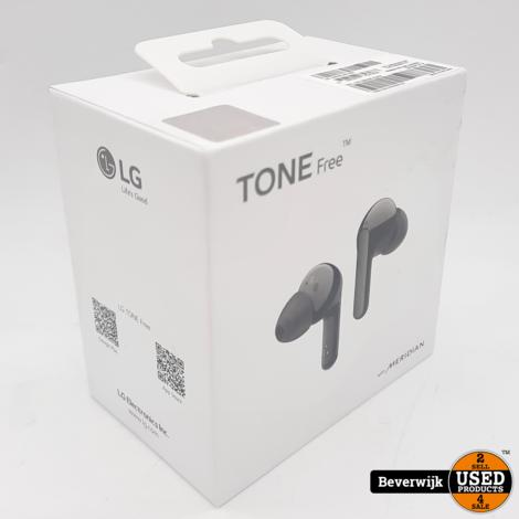 LG Tone Free FN4 Wireless Earbuds - Nieuw