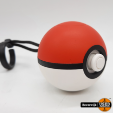 Nintendo Pokeball Controller Nintendo Switch - In Nette Staat