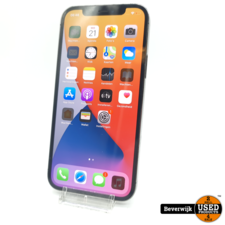 Apple Dag Deal! Apple iPhone 12 Pro Zwart 128GB - ZGAN