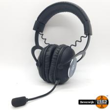 Logitech G Pro X Wired Headset Compleet met Kabels - ZGAN