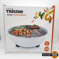 Tristar BQ-2882 Elektrische Tafel Barbecue Wit - Nieuw!