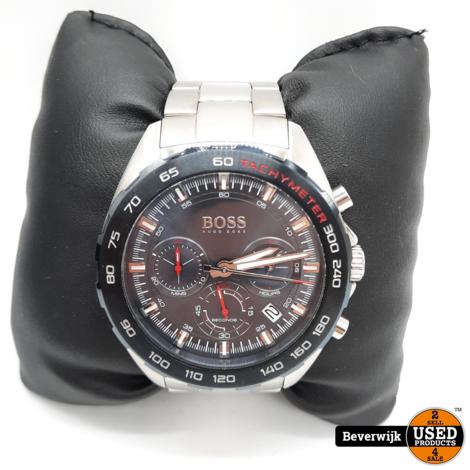 Hugo Boss Intensity 44mm Heren Horloge - 1 Maand Oud - Nieuwstaat!