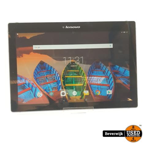 Lenovo Tab 3 Plus WIFI 16GB 10.1inch - In Goede Staat