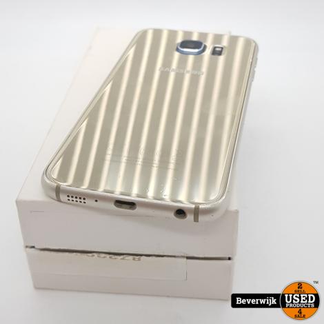 Samsung Galaxy S6 32GB Goud - Incl Doos - In Goede Staat