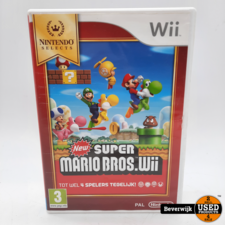 Nintendo Super Mario Bross - Nintendo Wii Game