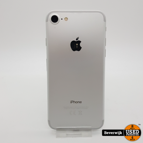 Apple iPhone 7 32 GB Wit in Goede Staat
