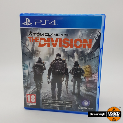 Division - PS4 Game