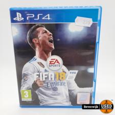 Sony FIFA 18 - Playstation 4