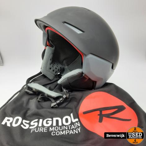 Atomic Amid Ski Helm Black - In Goede Staat