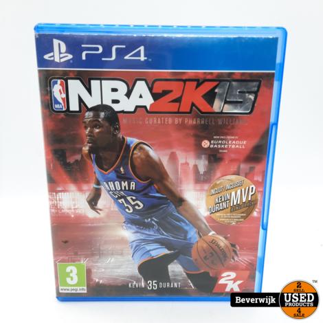 NBA2K15 - PS4 Game