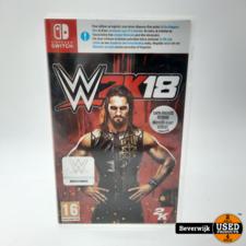 Nintendo W2K18 - Nintendo Switch Game