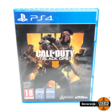 Sony Call of Duty Black Ops 4 - PS4 Game