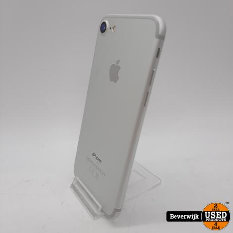 Apple iPhone 7 32 GB Wit - Zo Goed Als Nieuw!
