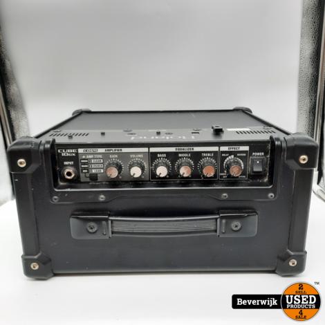 Roland Cube-10GX Gitaarversterker 10 Watt - Zo Goed Als Nieuw!