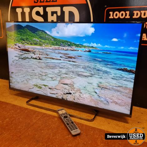 Panasonic 4K Televisie 1800Hz TX40JXN888 - ZGAN