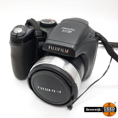 Fujifilm FinePix S5700 7,1 Megapixel Camera - Zo Goed Als Nieuw!