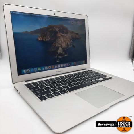 Apple Macbook Air 2012 13 Inch i5 128GB SSD 8GB RAM - In Nette Staat