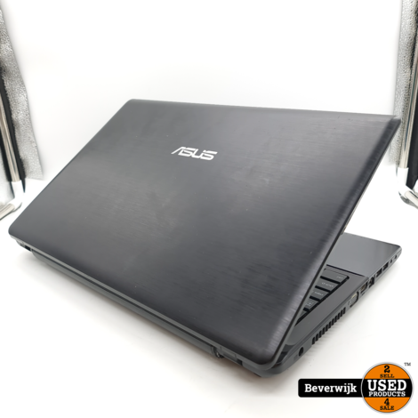 Asus X55VD-SX059H Laptop i3 NVIDIA 610M 128 GB SSD - In Goede Staat!