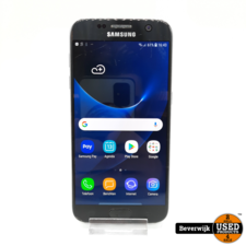 Samsung Samsung Galaxy S7 32 GB Zwart - Zo Goed Als Nieuw!