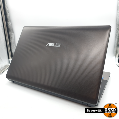 Asus R500V Laptop i5 4GB 500GB GTX 610M - In Goede Staat
