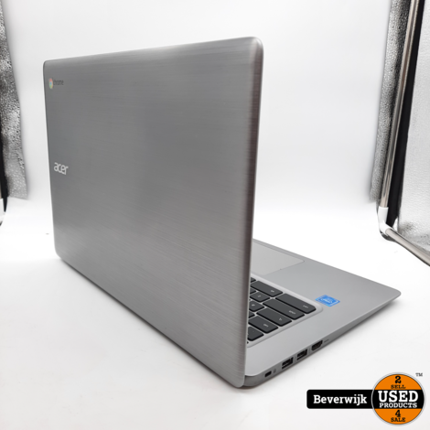 Acer Chromebook 14 cb3-431 C5K7 4GB 32GB - In Nette StaatAcer Chromebook 14 cb3-431 C5K7 4GB 32GB - In Nette Staat