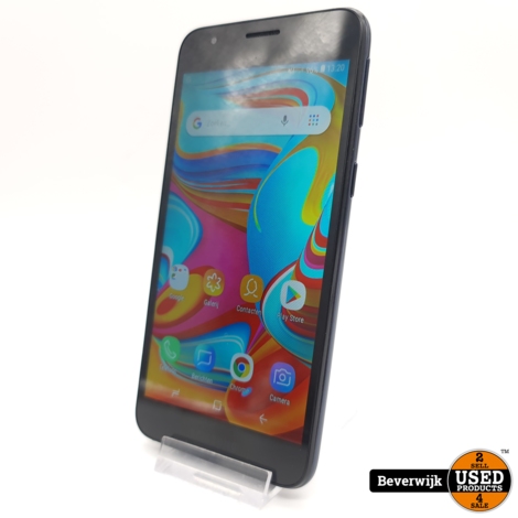 Samsung Galaxy A2 Core 16GB Zwart - In Nette Staat