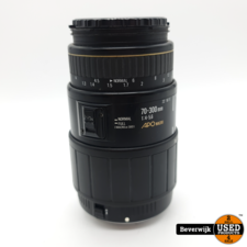 Sigma APO Macro 70-300mm Canon Lens - In Nette Staat