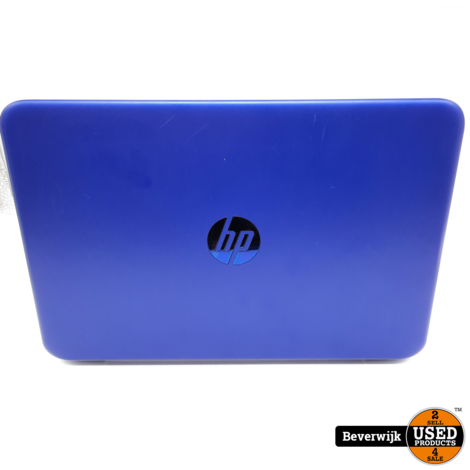 HP Stream 11-R002ND SSD 11,6 Inch Laptop - In Goede Staat!