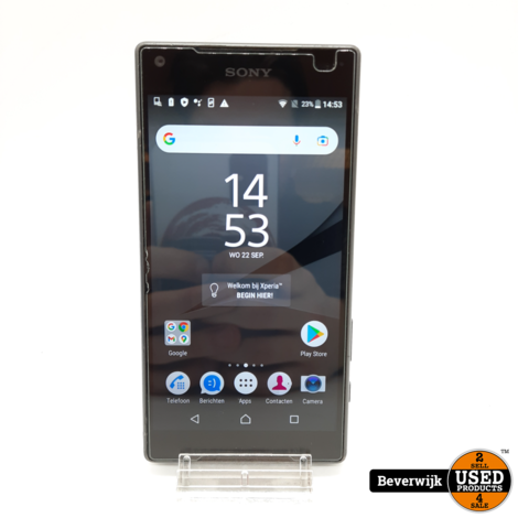 Sony Xperia Z5 Compact 32GB Grijs - In Nette Staat