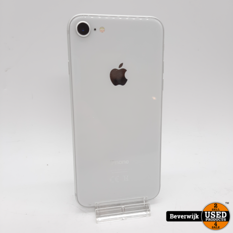 Apple iPhone 8 64 GB Wit - In Goede Staat!
