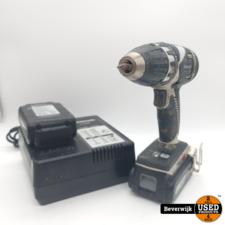 Panasonic EY7441 + 2x Accu En Oplader - In Goede Staat