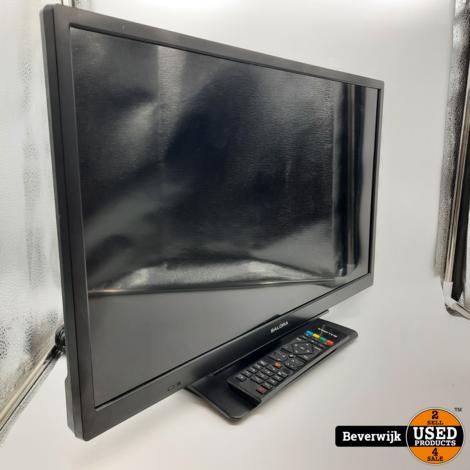 Salora 24HDB6505 24'' TV Monitor HDMi - In Goede Staat!