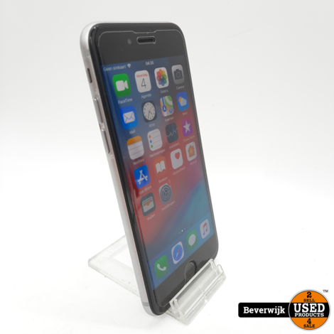 Apple iPhone 6 32GB Space Gray - In Goede Staat!