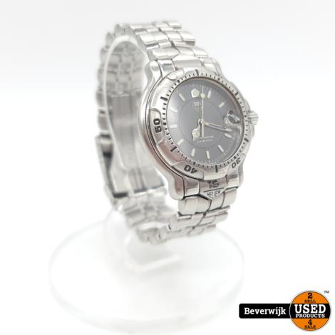Tag Heuer WH1212 Unisex Horloge ( Batterij leeg ) - In Goede Staat