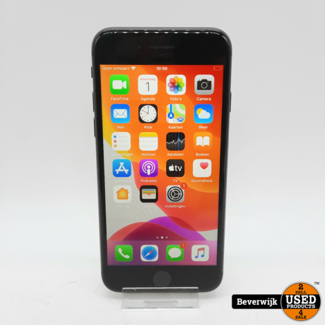 Super Deal! Apple iPhone 7 32GB Zwart - In Goede Staat!