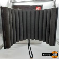 SE Electronics Reflexion Filter X (RF-X) Reflectiefilter - Zo Goed Als Nieuw!