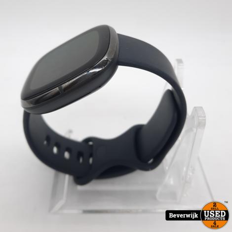 Fitbit Sense Sport Watch Smartwatch - In Nette Staat