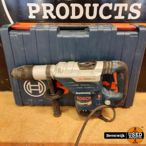 Bosch GBH 5-40 DCE Combihamer 1150 Watt - In Goede Staat