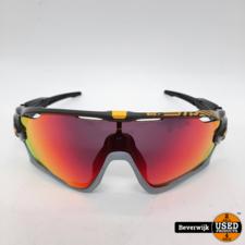 Oakley Jawbreaker Prizm Road Fietsbril - Zo Goed Als Nieuw!