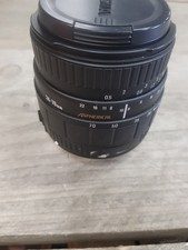 Sigma 24-70 mm f/ 3.5-5.6 UC Lens || In nette staat ||