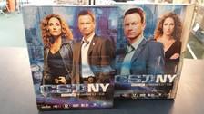 CSI NY Seizoen 2 ||in goede staat||met garantie||