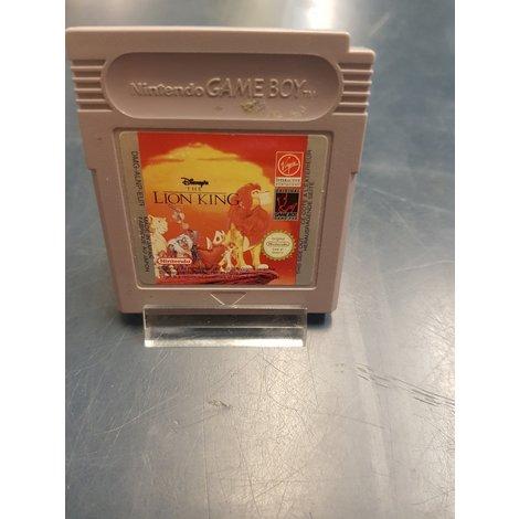 Game Boy Lion King || Gebruikt||